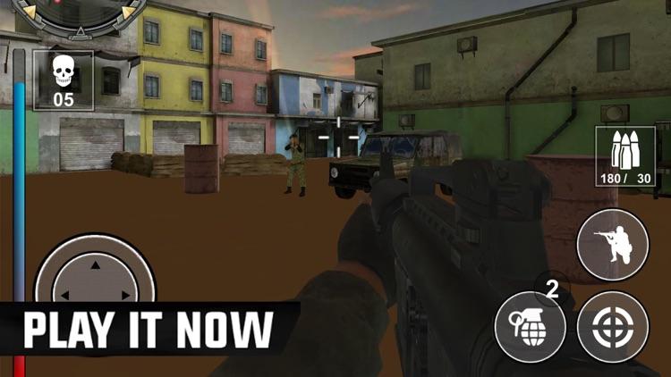Modern Battle: Fury Shooting
