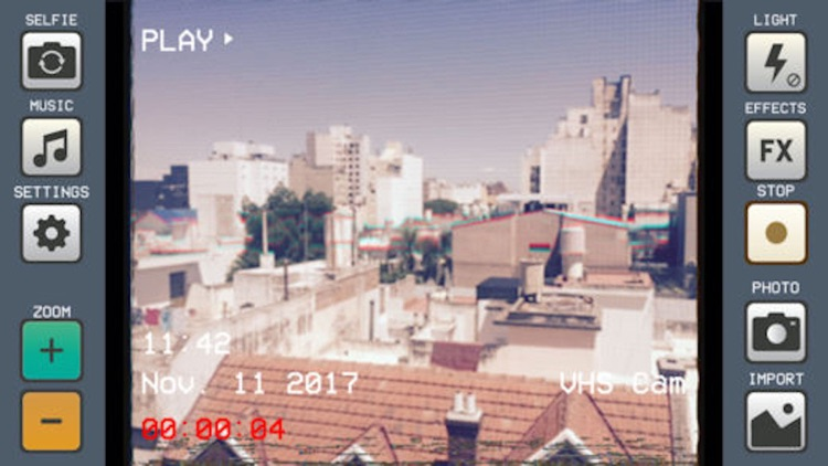 VS - Camcorder screenshot-3