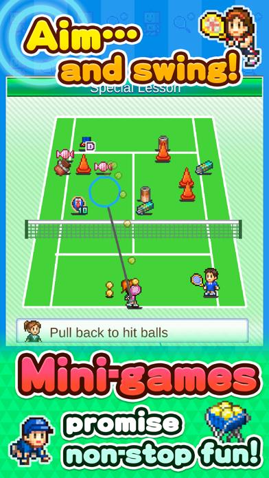 Tennis Club Storyのおすすめ画像2