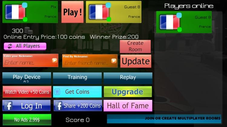 8 Ball OnLine 3D Pro screenshot-3