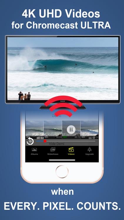 Photo Video Cast to Chromecast screenshot-3