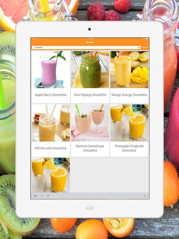 Mix Drink, Cocktail & Smoothie-ipad-1