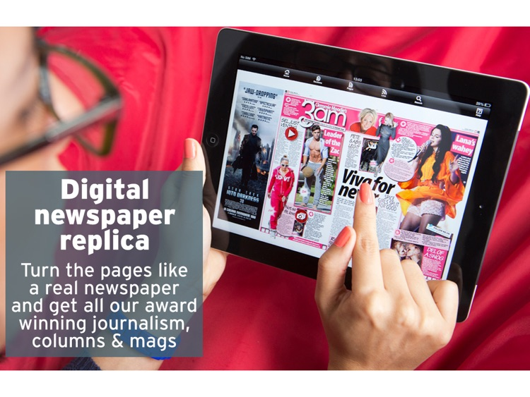 Daily Mirror Newspaper App