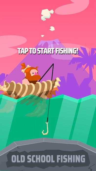 Go Fish: Jurassic Pond screenshot 1