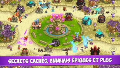 Screenshot for Kingdom Rush Vengeance in Lebanon App Store