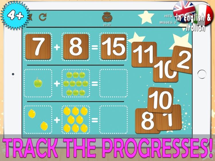 Math Mania HD screenshot-4
