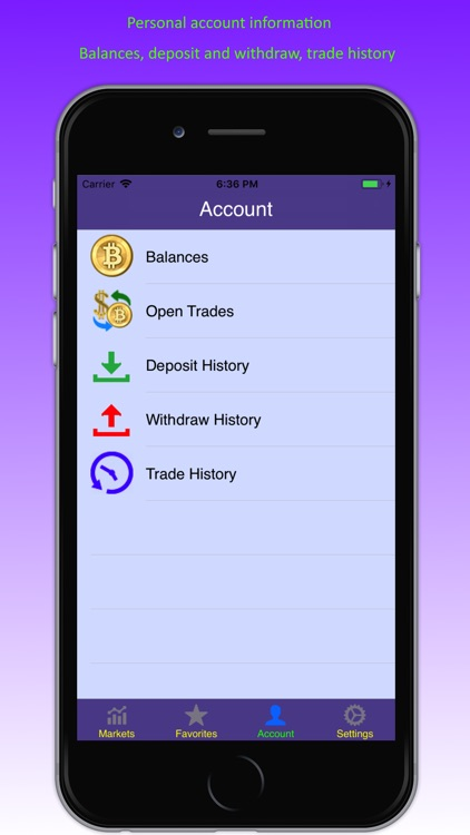 Mobile Cryptopia screenshot-2