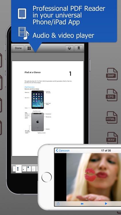 Portable Music Player screenshot-3