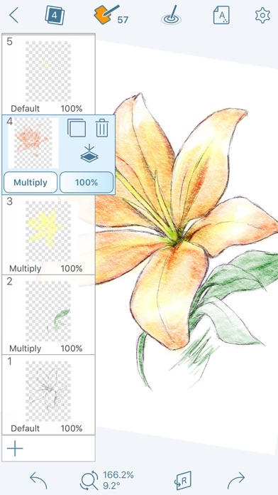 Colored Pencil review screenshots