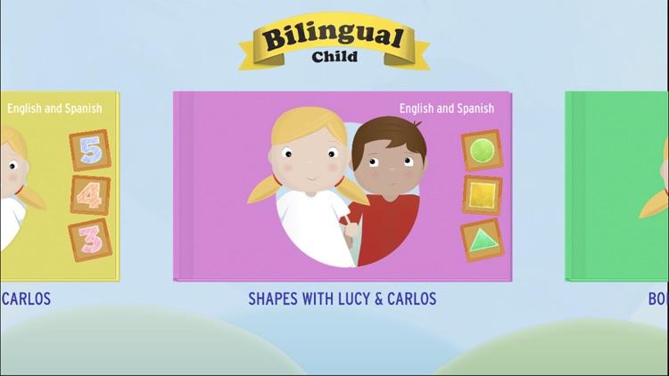 Bilingual Child: Learn Spanish screenshot-0
