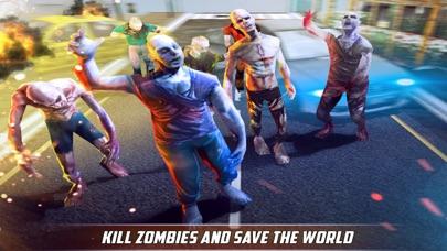 Zombie Dead War screenshot one