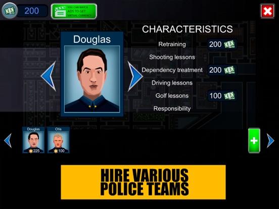 Police City Operator-ipad-1