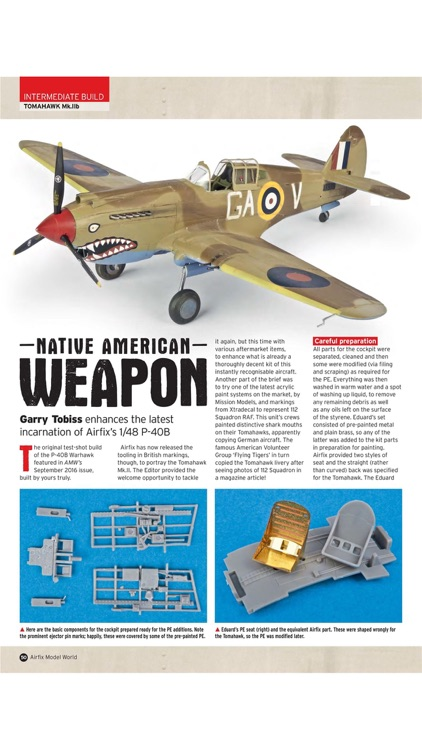 Airfix Model World - plastic scale modelling mag screenshot-4