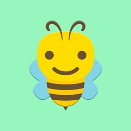 Bee emoji - Animal smiley pack