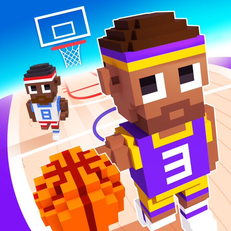 Blocky Basketball FreeStyle Hack Tool