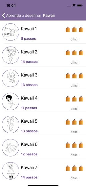 Como Desenhar Passo A Passo Na App Store