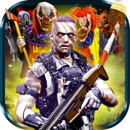 Strike Evil Clown