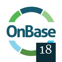 OnBase Mobile 18 for iPad