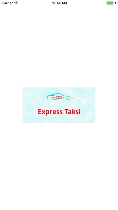 Screenshot for Express Taxi *0222 in Azerbaijan App Store