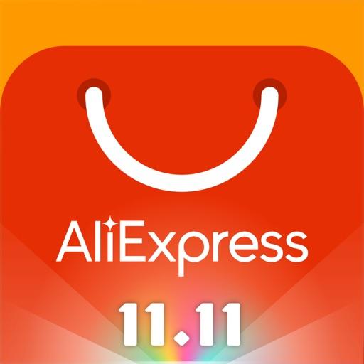 AliExpress Shopping App application logo