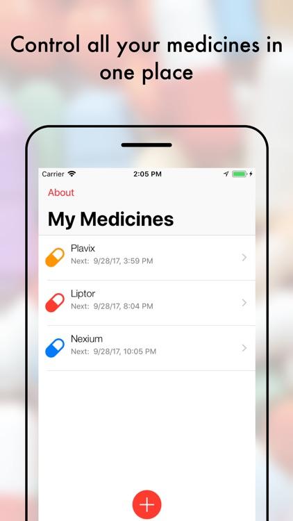 Pill Reminder Medication Alarm
