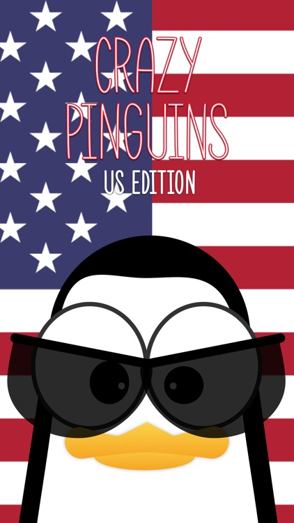 Crazy Pinguins - US Edition