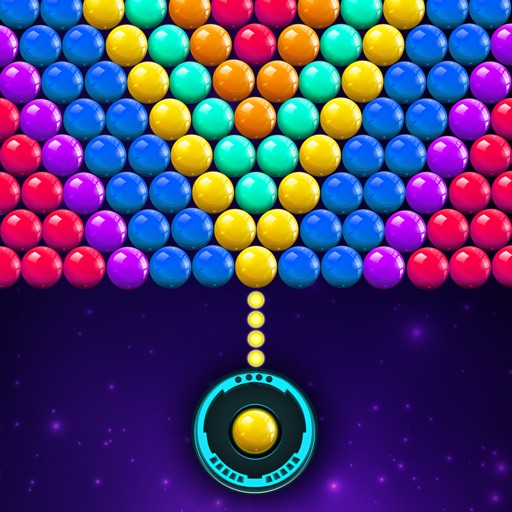 Ultimate Bubble Shooter iOS App