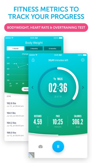‎Walking to Lose Weight. on the App Store