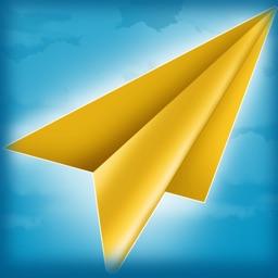 Paper Planes Racing : The teen school corridor crazy race - Free Edition