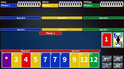 点击获取Phase Rummy Plus card game