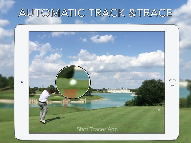 shot tracer on the app store