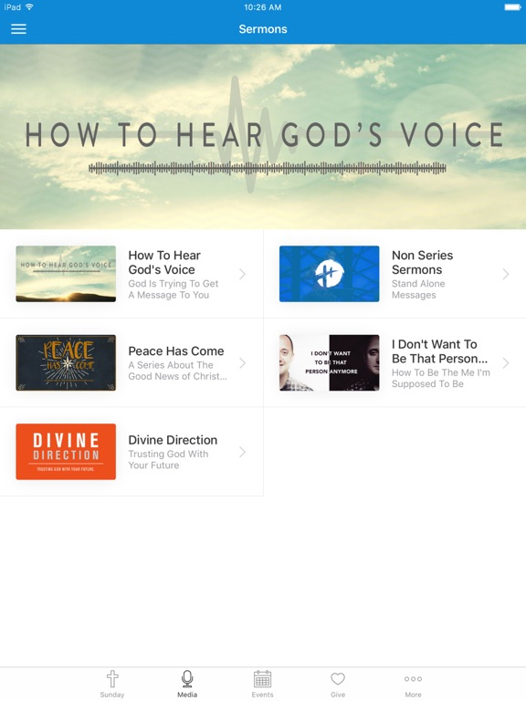 Hope City Church Louisville screenshot 5