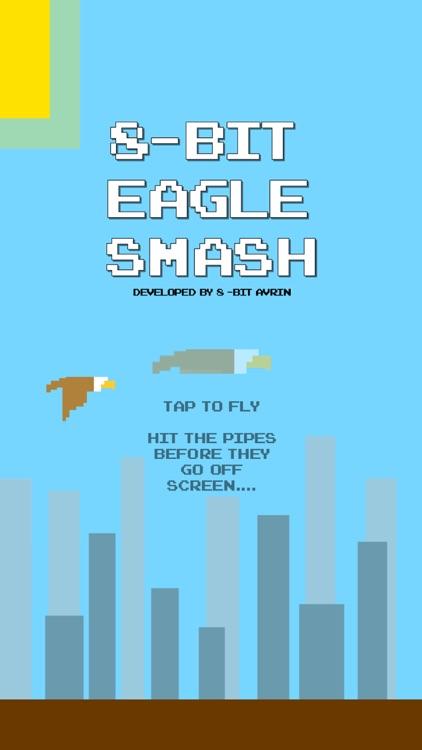 8-Bit Eagle Smash