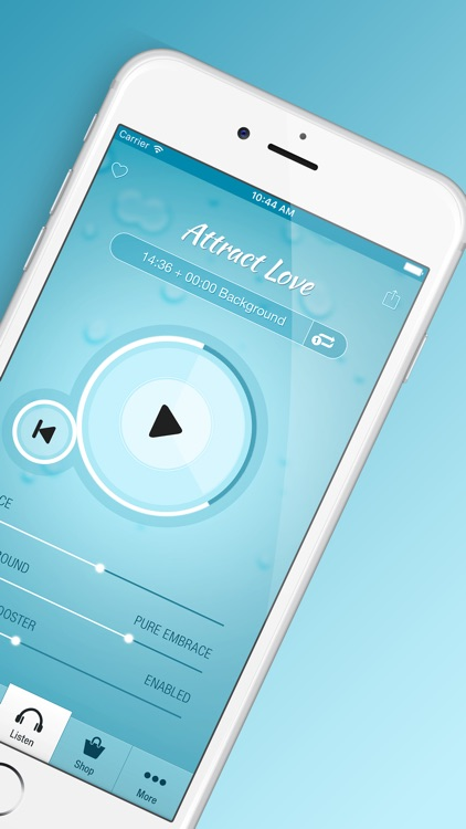 Attract Love Hypnosis PRO screenshot-1