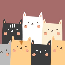 Kitty Cats Emoji for Chatting