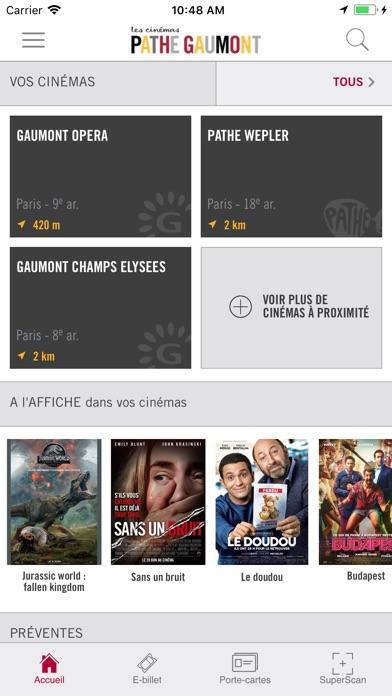 download Les cinémas Pathé Gaumont apps 2