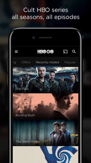 HBO GO on the App Store