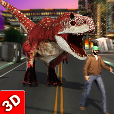 Activities of Dino City Hunting Attack 2018