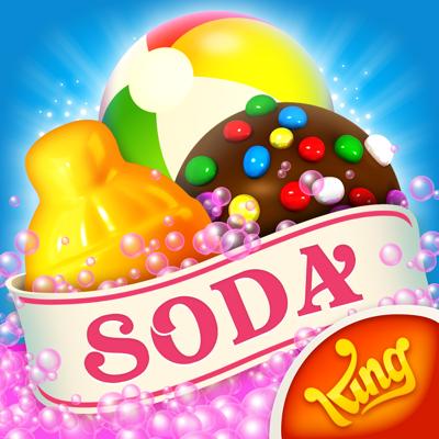 Candy Crush Soda Saga app