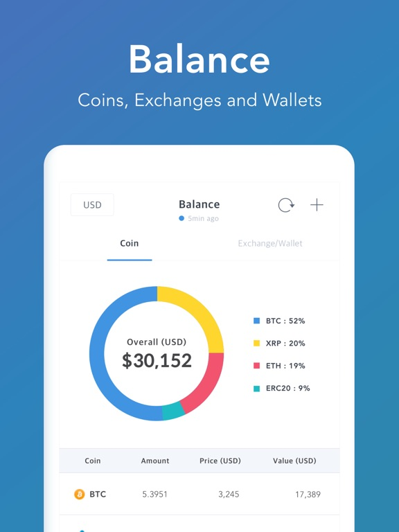 CoinManager - For all coins Preview 11