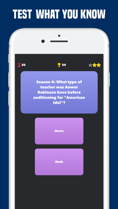 Quiz for American Idol TV Show | App Price Drops