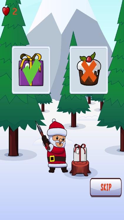 Chop It Santa!
