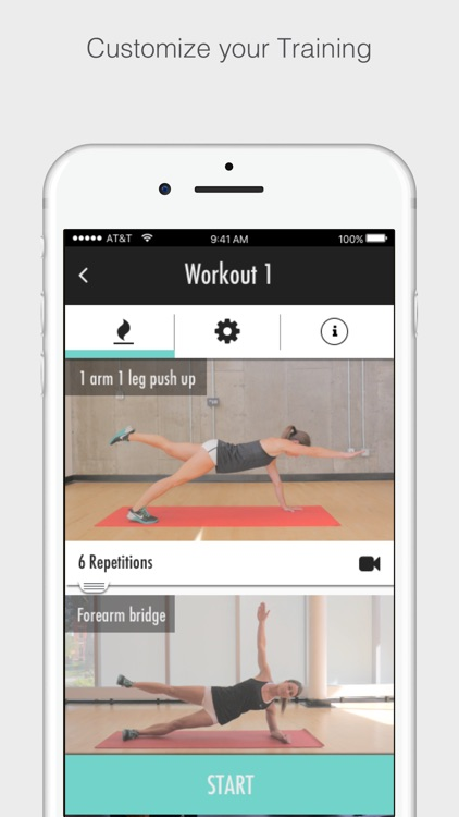Exercise Routines for Women screenshot-4
