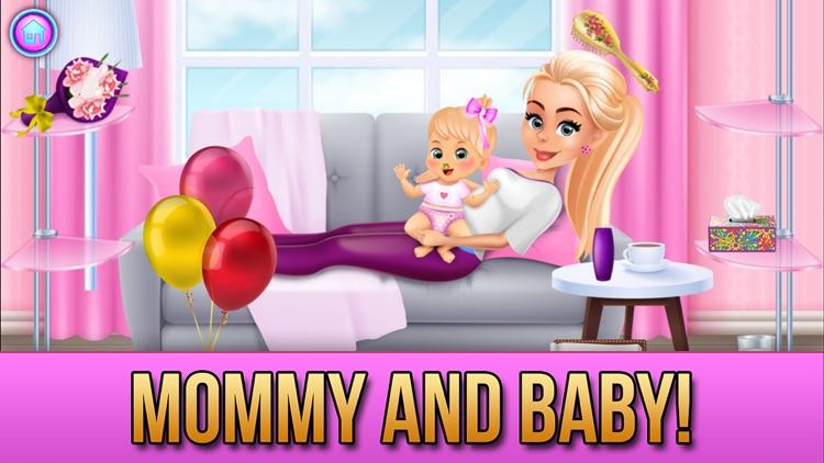 My New Baby Story screenshot-6