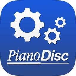 PianoDisc Calibrate