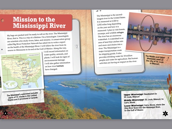‎Mississippi River Research Journal