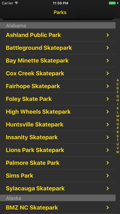SkateMapper screenshot-0