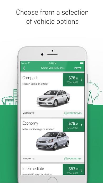 Enterprise Rent-A-Car for Windows