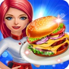 Cooking Burger Food Restaurant icon
