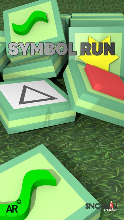 Symbol Run - a 3D puzzle game screenshot-4